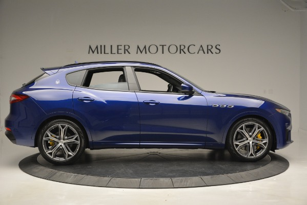 New 2019 Maserati Levante GTS for sale Sold at Alfa Romeo of Greenwich in Greenwich CT 06830 13
