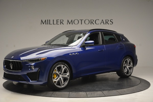 New 2019 Maserati Levante GTS for sale Sold at Alfa Romeo of Greenwich in Greenwich CT 06830 2