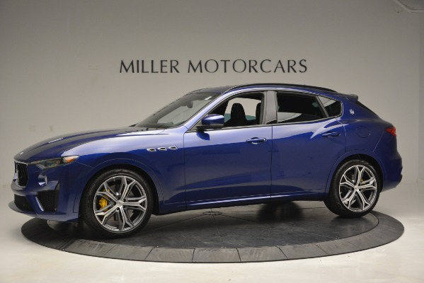 New 2019 Maserati Levante GTS for sale Sold at Alfa Romeo of Greenwich in Greenwich CT 06830 3