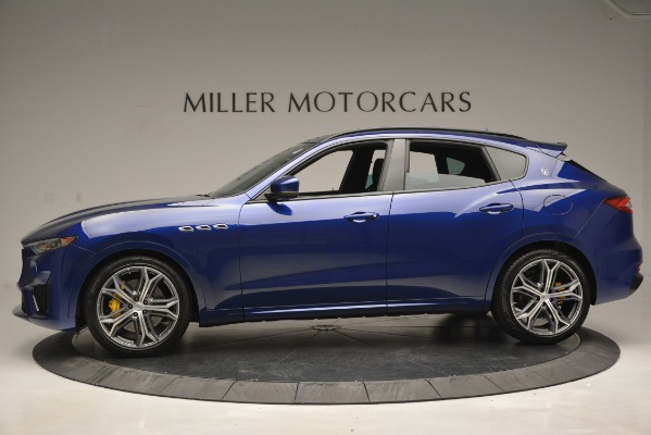 New 2019 Maserati Levante GTS for sale Sold at Alfa Romeo of Greenwich in Greenwich CT 06830 4