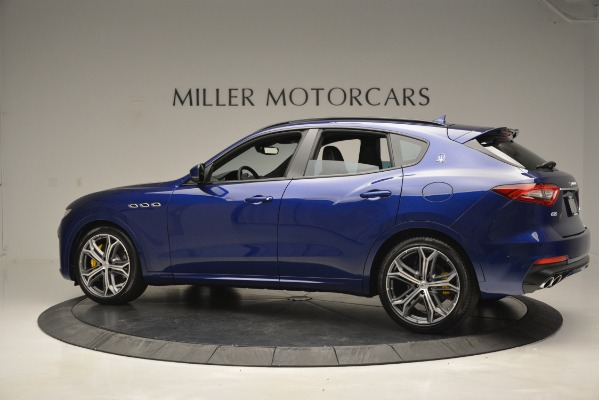 New 2019 Maserati Levante GTS for sale Sold at Alfa Romeo of Greenwich in Greenwich CT 06830 6