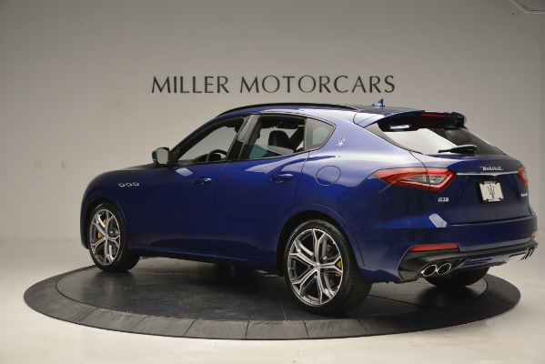 New 2019 Maserati Levante GTS for sale Sold at Alfa Romeo of Greenwich in Greenwich CT 06830 7