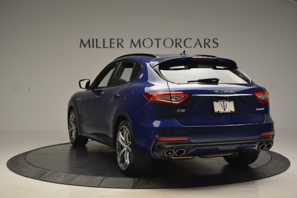 New 2019 Maserati Levante GTS for sale Sold at Alfa Romeo of Greenwich in Greenwich CT 06830 8