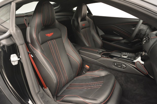 New 2019 Aston Martin Vantage for sale Sold at Alfa Romeo of Greenwich in Greenwich CT 06830 20