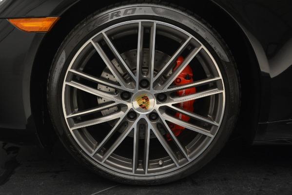 Used 2017 Porsche 911 Carrera 4S for sale Sold at Alfa Romeo of Greenwich in Greenwich CT 06830 13