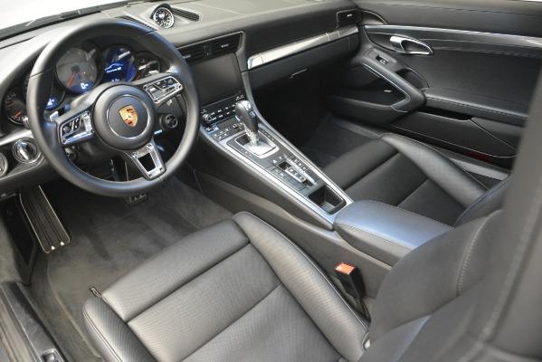 Used 2017 Porsche 911 Carrera 4S for sale Sold at Alfa Romeo of Greenwich in Greenwich CT 06830 14