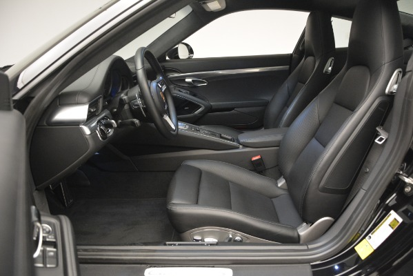 Used 2017 Porsche 911 Carrera 4S for sale Sold at Alfa Romeo of Greenwich in Greenwich CT 06830 15
