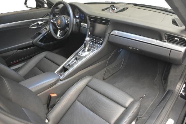 Used 2017 Porsche 911 Carrera 4S for sale Sold at Alfa Romeo of Greenwich in Greenwich CT 06830 17