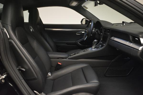 Used 2017 Porsche 911 Carrera 4S for sale Sold at Alfa Romeo of Greenwich in Greenwich CT 06830 18
