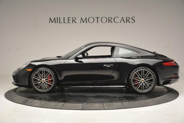 Used 2017 Porsche 911 Carrera 4S for sale Sold at Alfa Romeo of Greenwich in Greenwich CT 06830 3