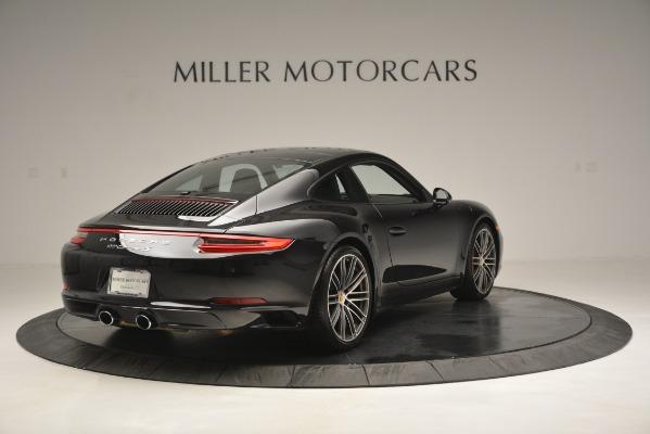 Used 2017 Porsche 911 Carrera 4S for sale Sold at Alfa Romeo of Greenwich in Greenwich CT 06830 7