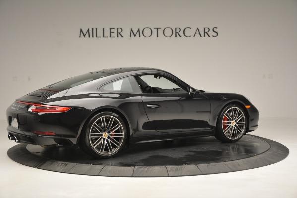 Used 2017 Porsche 911 Carrera 4S for sale Sold at Alfa Romeo of Greenwich in Greenwich CT 06830 8