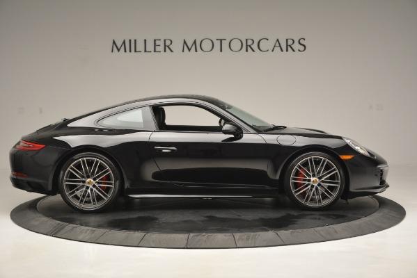 Used 2017 Porsche 911 Carrera 4S for sale Sold at Alfa Romeo of Greenwich in Greenwich CT 06830 9
