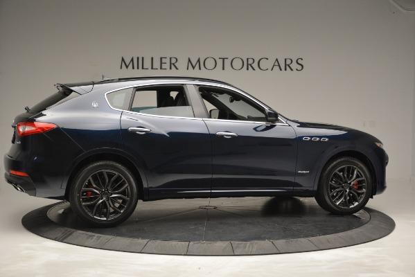 New 2019 Maserati Levante Q4 GranSport for sale Sold at Alfa Romeo of Greenwich in Greenwich CT 06830 12