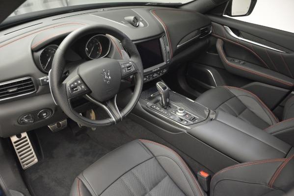 New 2019 Maserati Levante Q4 GranSport for sale Sold at Alfa Romeo of Greenwich in Greenwich CT 06830 19