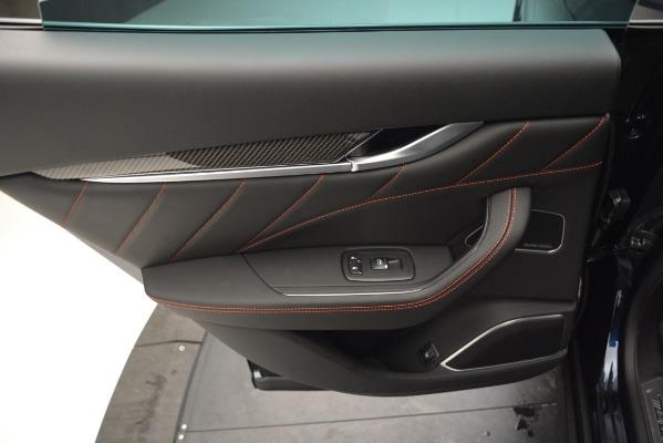 New 2019 Maserati Levante Q4 GranSport for sale Sold at Alfa Romeo of Greenwich in Greenwich CT 06830 23