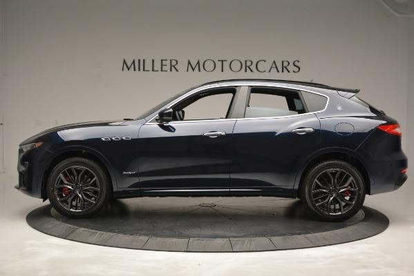 New 2019 Maserati Levante Q4 GranSport for sale Sold at Alfa Romeo of Greenwich in Greenwich CT 06830 4