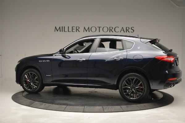 New 2019 Maserati Levante Q4 GranSport for sale Sold at Alfa Romeo of Greenwich in Greenwich CT 06830 5