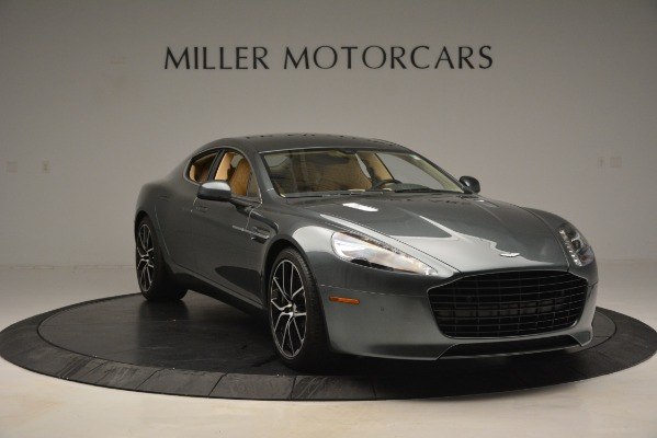 Used 2017 Aston Martin Rapide S Sedan for sale Sold at Alfa Romeo of Greenwich in Greenwich CT 06830 11