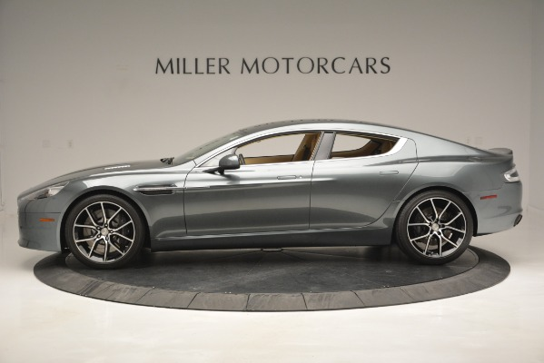 Used 2017 Aston Martin Rapide S Sedan for sale Sold at Alfa Romeo of Greenwich in Greenwich CT 06830 3