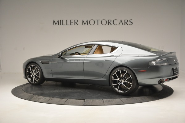 Used 2017 Aston Martin Rapide S Sedan for sale Sold at Alfa Romeo of Greenwich in Greenwich CT 06830 4
