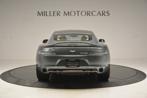 Used 2017 Aston Martin Rapide S Sedan for sale Sold at Alfa Romeo of Greenwich in Greenwich CT 06830 6