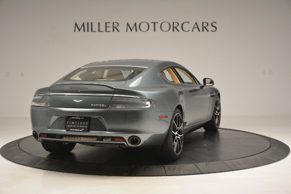 Used 2017 Aston Martin Rapide S Sedan for sale Sold at Alfa Romeo of Greenwich in Greenwich CT 06830 7