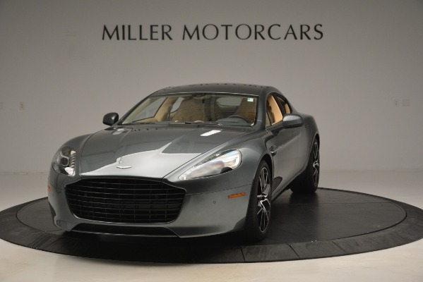 Used 2017 Aston Martin Rapide S Sedan for sale Sold at Alfa Romeo of Greenwich in Greenwich CT 06830 1
