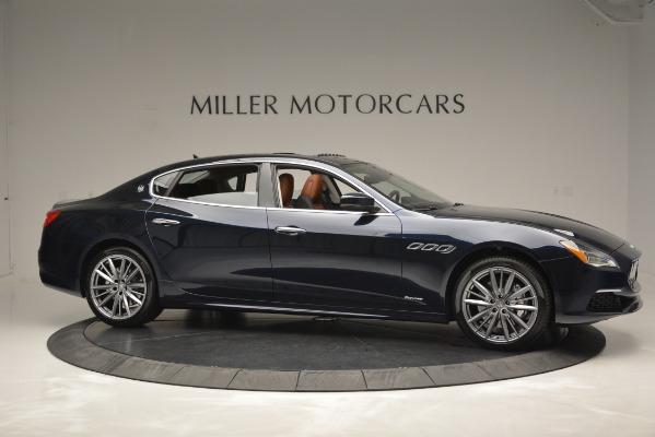 New 2019 Maserati Quattroporte S Q4 GranLusso Edizione Nobile for sale Sold at Alfa Romeo of Greenwich in Greenwich CT 06830 15