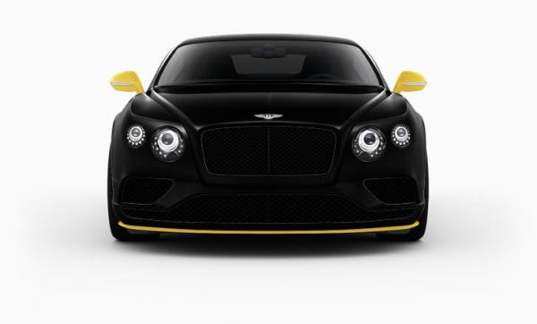 New 2017 Bentley Continental GT Speed Black Edition for sale Sold at Alfa Romeo of Greenwich in Greenwich CT 06830 2