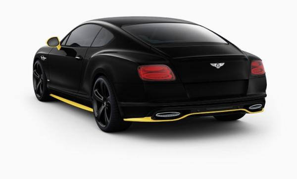 New 2017 Bentley Continental GT Speed Black Edition for sale Sold at Alfa Romeo of Greenwich in Greenwich CT 06830 4