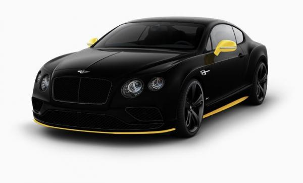 New 2017 Bentley Continental GT Speed Black Edition for sale Sold at Alfa Romeo of Greenwich in Greenwich CT 06830 1