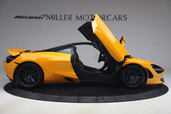 New 2019 McLaren 720S Coupe for sale Sold at Alfa Romeo of Greenwich in Greenwich CT 06830 15