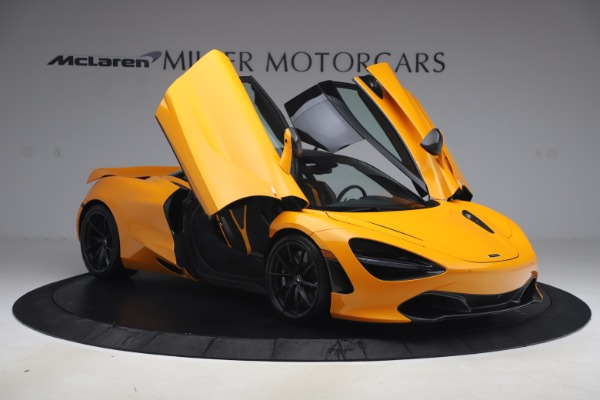 New 2019 McLaren 720S Coupe for sale Sold at Alfa Romeo of Greenwich in Greenwich CT 06830 16