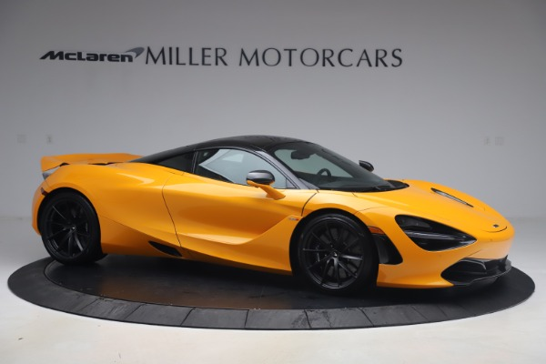 New 2019 McLaren 720S Coupe for sale Sold at Alfa Romeo of Greenwich in Greenwich CT 06830 7