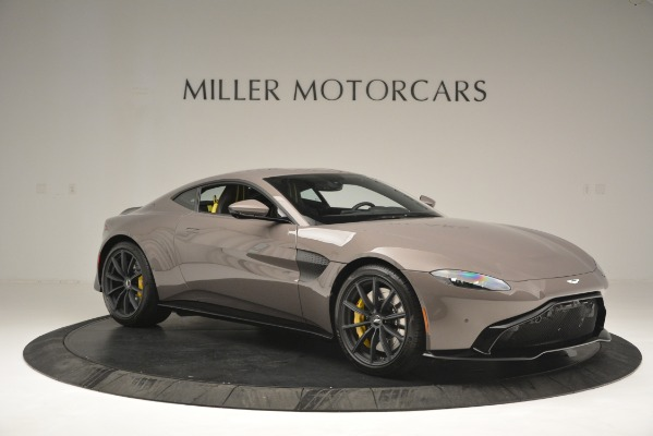 Used 2019 Aston Martin Vantage Coupe for sale Sold at Alfa Romeo of Greenwich in Greenwich CT 06830 10