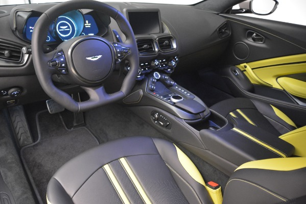Used 2019 Aston Martin Vantage Coupe for sale Sold at Alfa Romeo of Greenwich in Greenwich CT 06830 14
