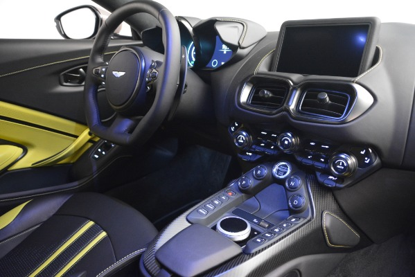 Used 2019 Aston Martin Vantage Coupe for sale Sold at Alfa Romeo of Greenwich in Greenwich CT 06830 18