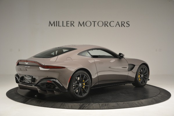 Used 2019 Aston Martin Vantage Coupe for sale Sold at Alfa Romeo of Greenwich in Greenwich CT 06830 4