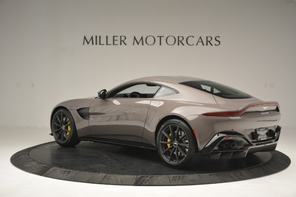 Used 2019 Aston Martin Vantage Coupe for sale Sold at Alfa Romeo of Greenwich in Greenwich CT 06830 6