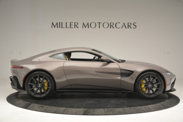 Used 2019 Aston Martin Vantage Coupe for sale Sold at Alfa Romeo of Greenwich in Greenwich CT 06830 9