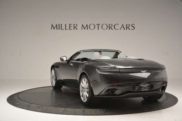 New 2019 Aston Martin DB11 V8 Convertible for sale Sold at Alfa Romeo of Greenwich in Greenwich CT 06830 5