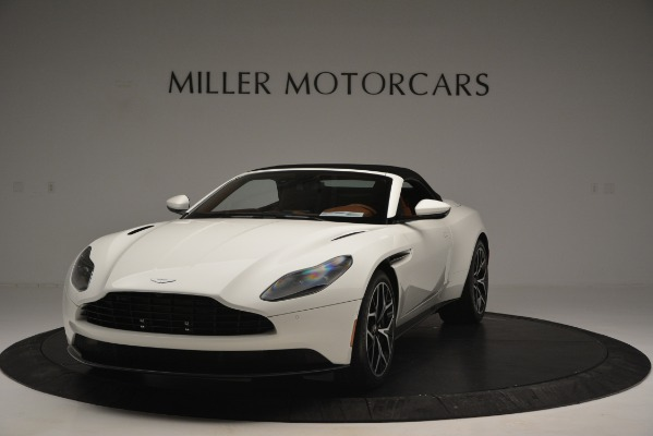 Used 2019 Aston Martin DB11 V8 Convertible for sale Sold at Alfa Romeo of Greenwich in Greenwich CT 06830 13