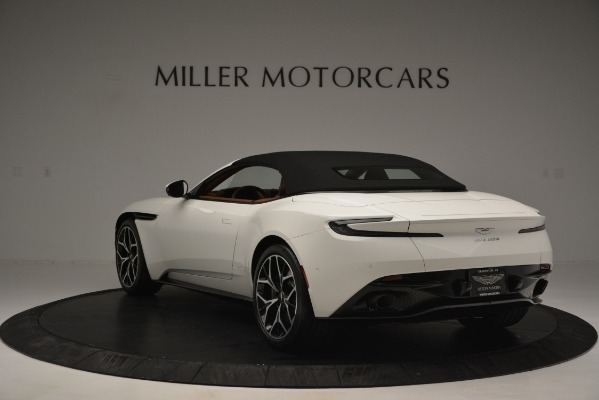 Used 2019 Aston Martin DB11 V8 Convertible for sale Sold at Alfa Romeo of Greenwich in Greenwich CT 06830 17