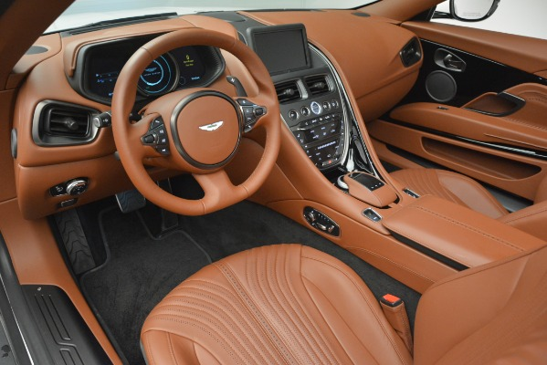 Used 2019 Aston Martin DB11 V8 Convertible for sale Sold at Alfa Romeo of Greenwich in Greenwich CT 06830 19