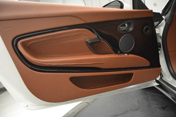 Used 2019 Aston Martin DB11 V8 Convertible for sale Sold at Alfa Romeo of Greenwich in Greenwich CT 06830 23