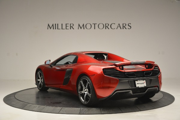 Used 2015 McLaren 650S Spider for sale Sold at Alfa Romeo of Greenwich in Greenwich CT 06830 16