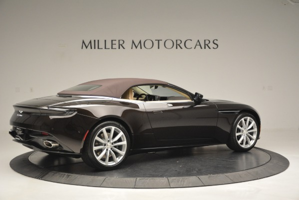 New 2019 Aston Martin DB11 V8 for sale Sold at Alfa Romeo of Greenwich in Greenwich CT 06830 20
