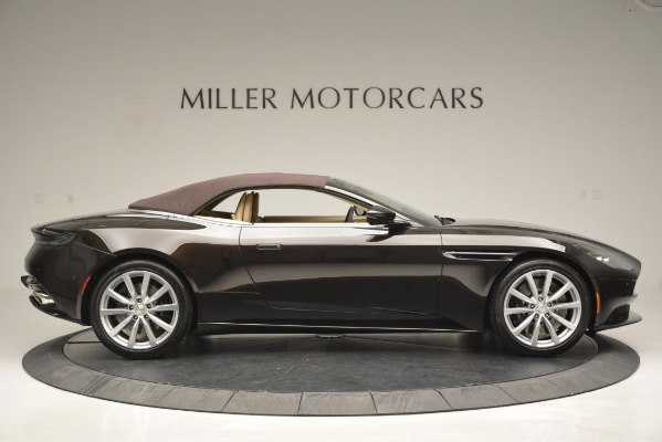 New 2019 Aston Martin DB11 V8 for sale Sold at Alfa Romeo of Greenwich in Greenwich CT 06830 21