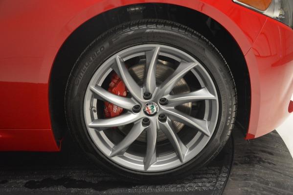 New 2019 Alfa Romeo Giulia Q4 for sale Sold at Alfa Romeo of Greenwich in Greenwich CT 06830 19